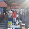 Widzewski Fan Club Bełchatów wspiera i pomaga