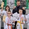 Worek medali zawodników karatecy Klubu Karate Randori na IX Ogólnopolskiego…