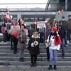 """""""Zależy nam na lepszej Polsce"""" Protest Stowarzyszenia Zjednoczonych dla…"""