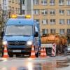 Zamknięta ulica Dąbrowskiego