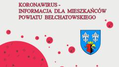 Nowe informacje z województwa łódzkiego w sprawie koronawirusa