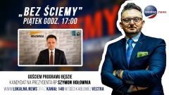 Bez Ściemy S04E08 / Szymon Hołownia