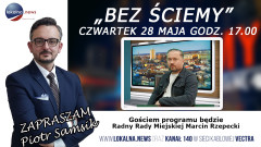 Bez Ściemy S04E10 / Marcin Rzepecki