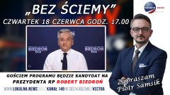 Bez Ściemy S04E13 / Robert Biedroń