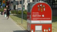 Czerwone pojemniki na elektro-sprzęt już goszczą na ulicach Radomska
