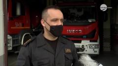 Jak pracowity był rok 2020 dla strażaków z powiatu radomszczańskiego
