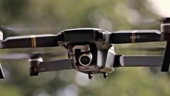 Latał dronem nad kopalnią