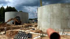 Na jakim etapie jest budowa nowego ujęcia wody na Strefie?