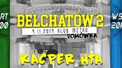 Rap Lokal Bełchatów już w tą sobotę