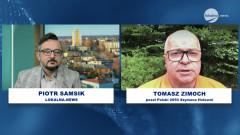 Tydzień w Tydzień - gościem jest Tomasz Zimoch poseł Polski 2050