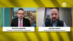 Tydzień w Tydzień - Jacek Bury Senator Polski 2050 był gościem programu