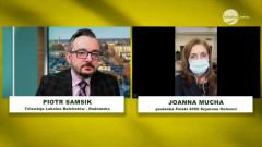 Tydzień w Tydzień. Gość: Joanna Mucha, posłanka Polski 2050 Szymona Hołowni