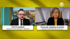 Tydzień w Tydzień gospodarzem programu jest Piotr Samsik, a jego gościem jest Posłanka Polski 2050 Paulina Hennig - Kloska.