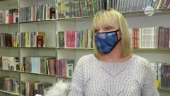 """""""Zakładka do książki – wszystkie barwy zimy"""". Konkurs w Gminnej Bibliotece Publicznej w Kleszczowie"""