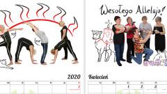Zawsze młodzi-kalendarz studentów UTW