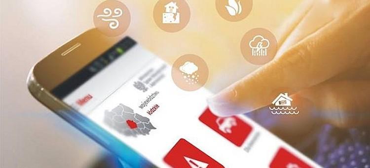Aplikacja pomoże w zgłoszeniu niebezpiecznej sytuacji
