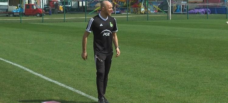 Artur Derbin nowym trenerem GKS