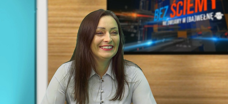 Bez Ściemy S01E02 / Małgorzata Janowska