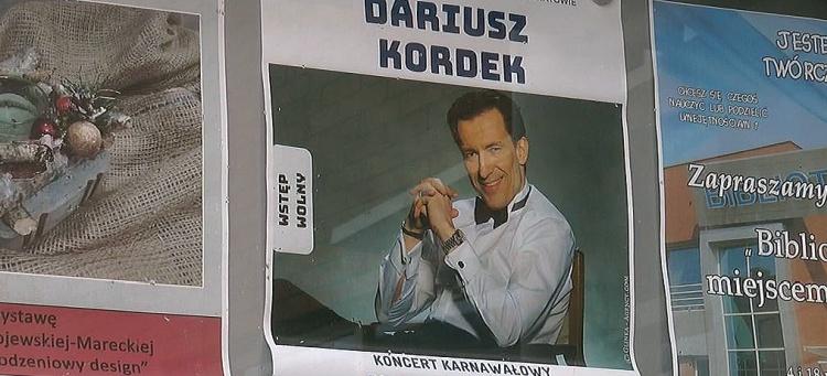 Dariusz Kordek z koncertem w Bełchatowie