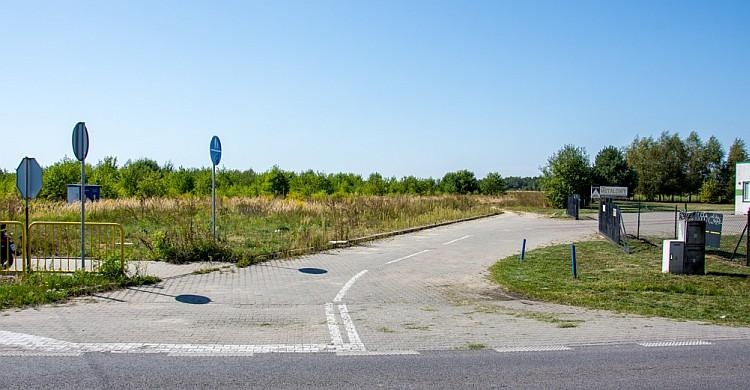 Dofinansowanie budowy drogi w strefie przemysłowej