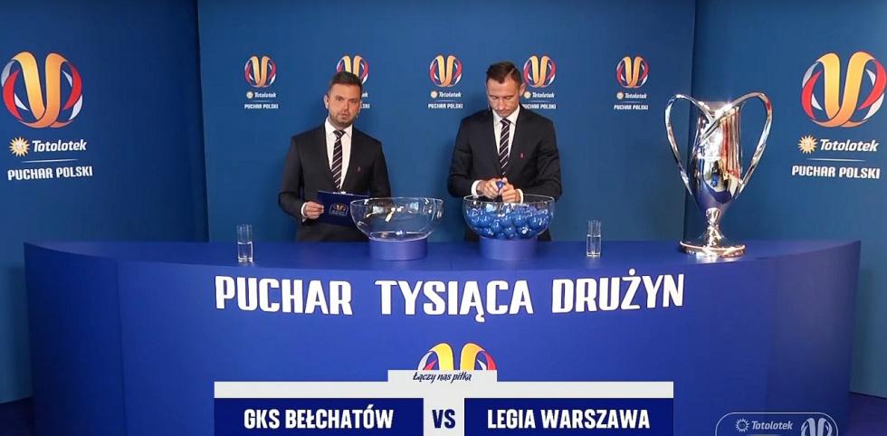 GKS zmierzy się z Mistrzem Polski w Pucharze!