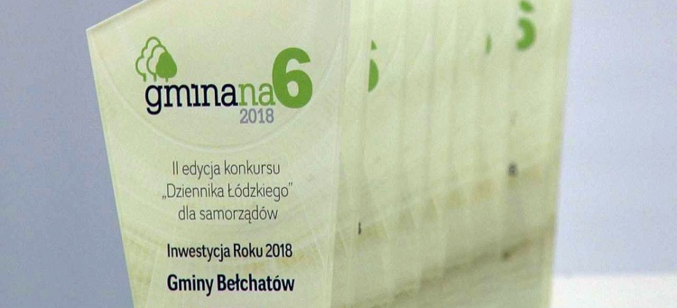 """Gmina Bełchatów """"Gminą na 6""""!"""
