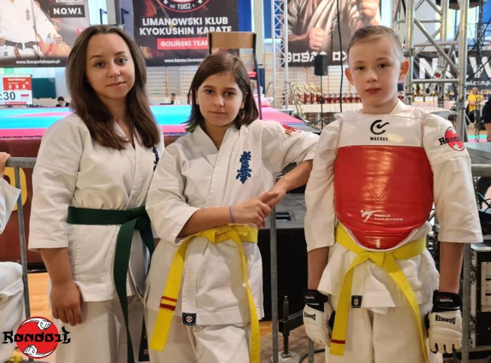 I Otwarty Puchar Polski Karate Kyokushin IKO Nakamura Polish Open 2021.…