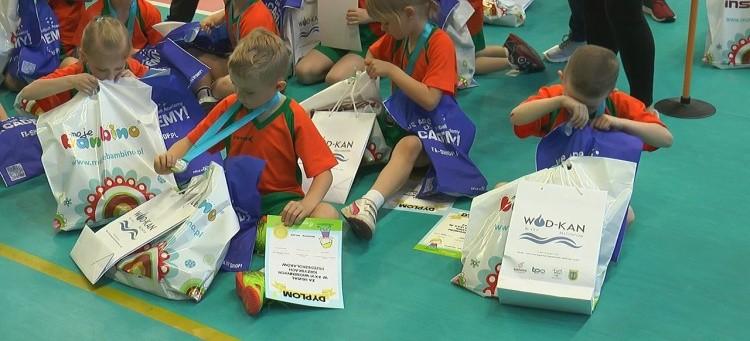 Igrzyska Przedszkolaków w Hali Energia