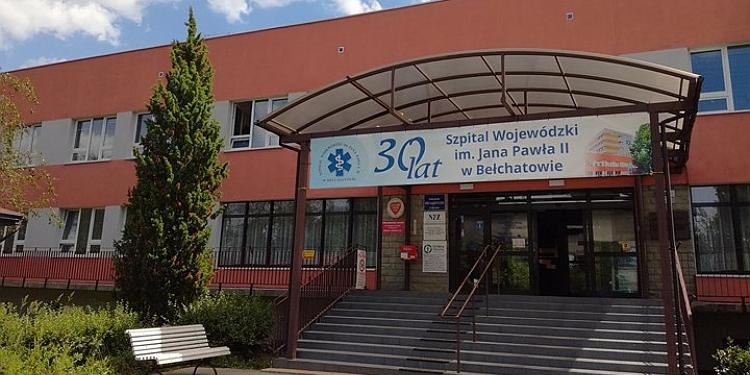 Jest oświadczenie dyrekcji bełchatowskiego szpitala w sprawie pacjentki z koronawirusem