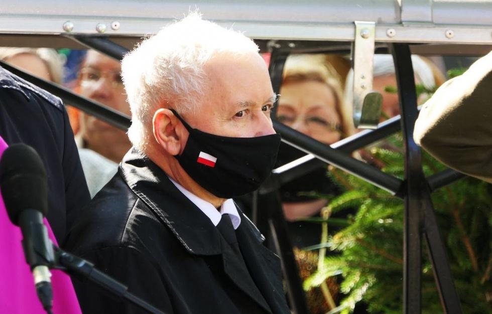 """Kaczyński o prezesurze Banasia: """"jest wielkim błędem naszego systemu"""""""