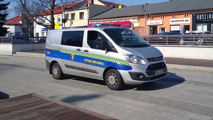 Nietypowy patrol na ulicach Bełchatowa