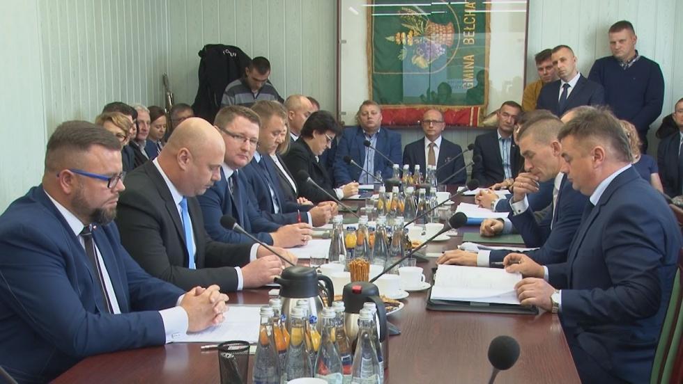 Nowa Rada Gminy Bełchatów i nowy wójt