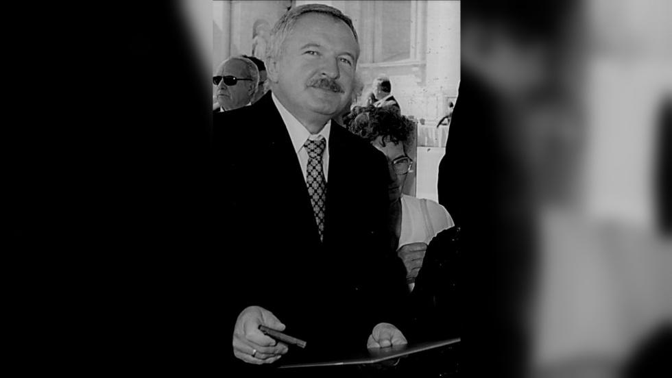 Odszedł Jerzy Słowiński, wieloletni Prezydent Miasta Radomska, radny miejski…