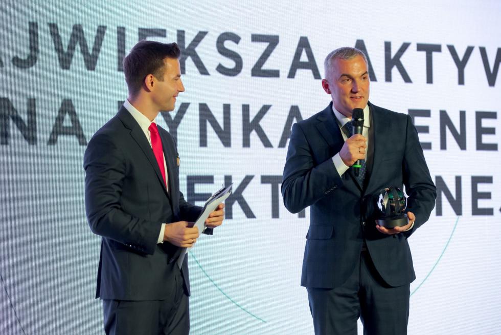 PGE GiEK najbardziej aktywną spółką na rynkach energii elektrycznej
