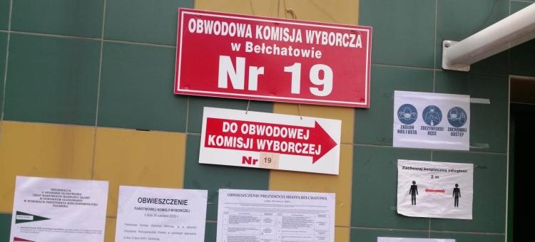 PKW ogłosiła wyniki z 99,87% OKW. Zwycięstwo Andrzeja Dudy