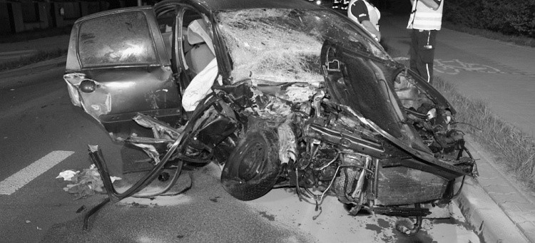 Policja poszukuje świadków wypadku, w którym zginęła 25-letnia bełchatowianka