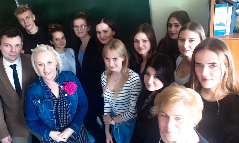 Pracownicy PGE GiEK dzielili się swoją wiedzą z uczniami bełchatowskich szkół