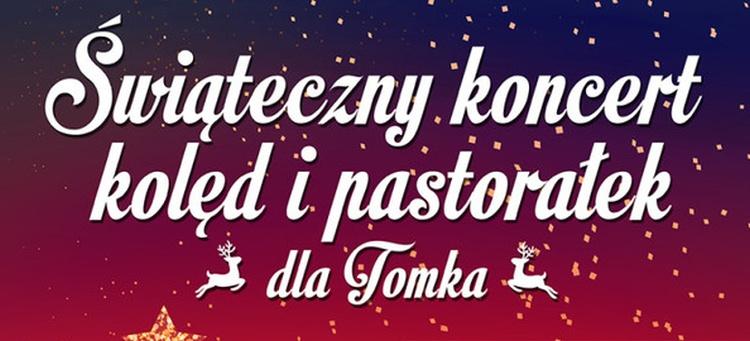 Świąteczny koncert dla Tomka i huczny sylwester w MCK
