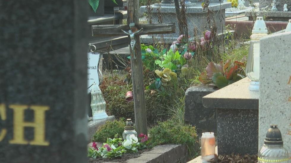 Uczniowie CKP zadbają o zapomniane groby