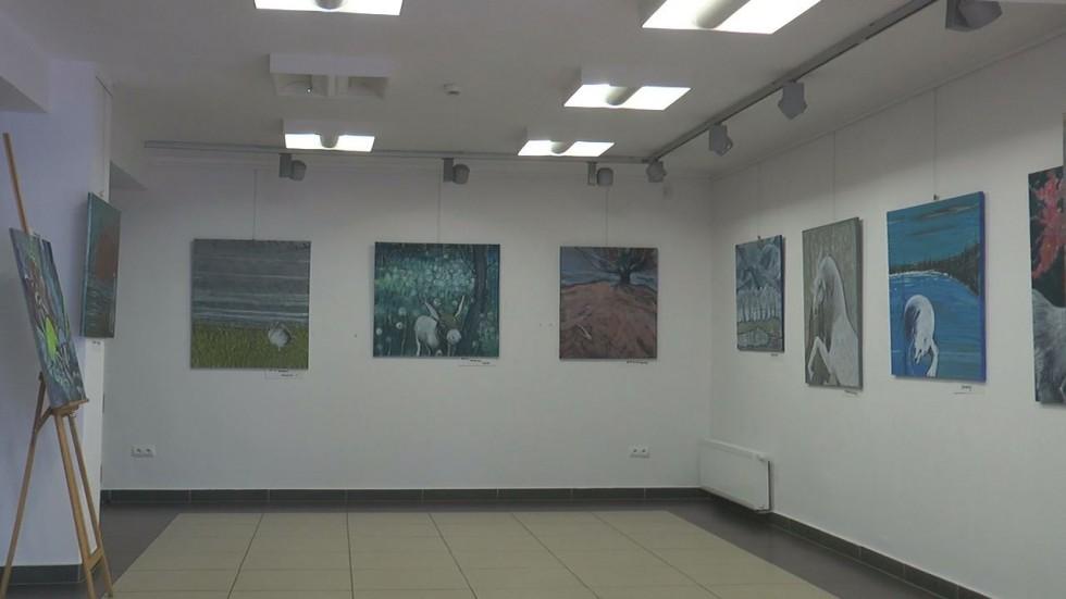 """Wystawa malarstwa """"Animalia – anomalia"""""""
