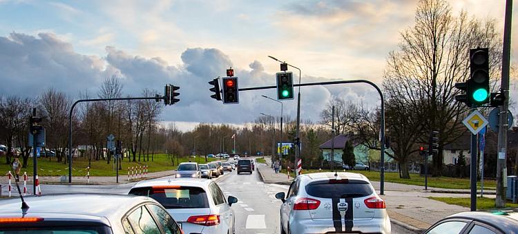 Zmiany na skrzyżowaniu