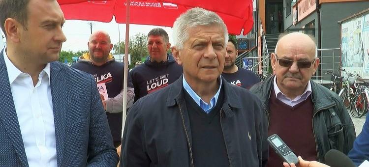 Prof. Belka ponownie w Bełchatowie